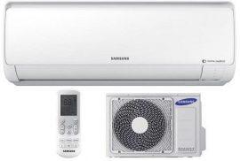 Samsung WindFree Comfort (AR09TXFCAWKN/XEU) 2,3 - 2,8 kW-os oldalfali inverteres klíma + kültéri egység
