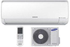 Samsung WindFree Comfort (AR12TXFCAWKN/XEU) 2,9 - 3,9 kW-os oldalfali inverteres klíma + kültéri egység
