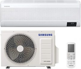 Samsung Entry AR35 (AR18TXHQASIN/XEU) 5,0 - 6,6 kW-os oldalfali inverteres klíma + kültéri egység